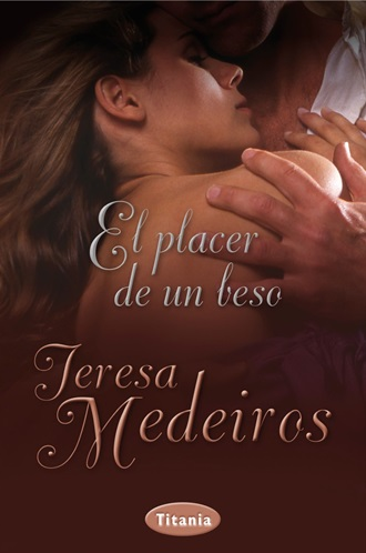 El placer de un beso Teresa Medeiros portada SK