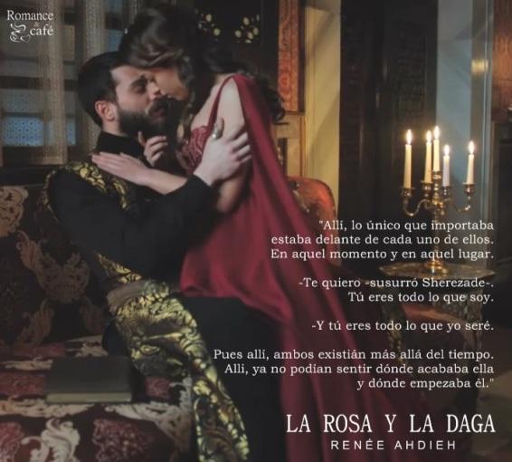 La rosa y la daga 1