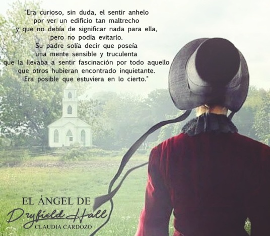 El angel de dryfield hall