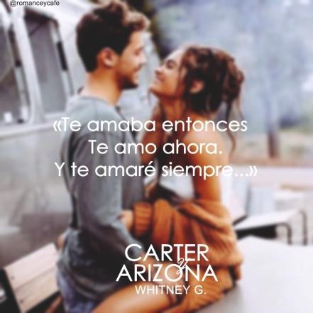 Carter y Arizona 3